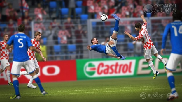 UEFA Euro 2012 Screenshot #17 for Xbox 360