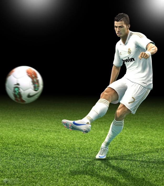 Pro Evolution Soccer 2013 Screenshot #3 for Xbox 360
