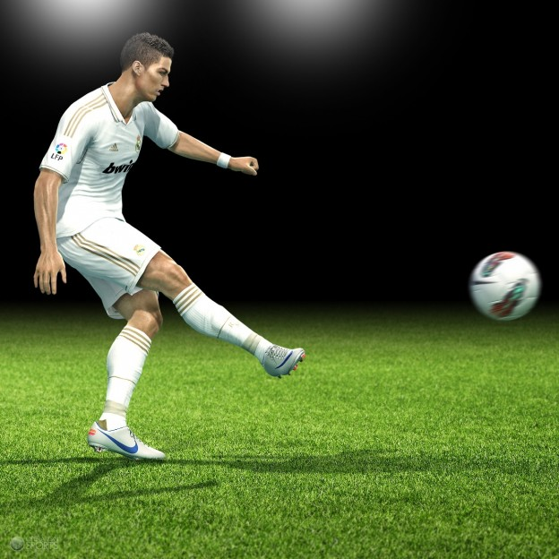 Pro Evolution Soccer 2013 Screenshot #5 for Xbox 360