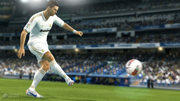 Pro Evolution Soccer 2013 Screenshot #9 for Xbox 360