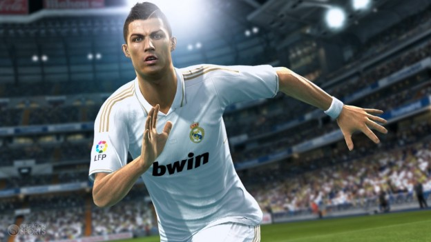 Pro Evolution Soccer 2013 Screenshot #7 for PS3