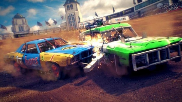 DiRT Showdown Screenshot #9 for Xbox 360