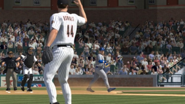 MLB '08: The Show Screenshot #9 for PS3