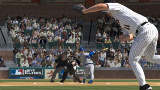 MLB '08: The Show Screenshot #10 for PS3