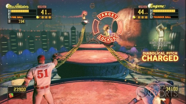 Diabolical Pitch Screenshot #2 for Xbox 360