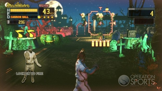 Diabolical Pitch Screenshot #3 for Xbox 360