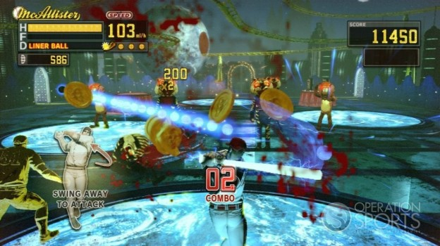 Diabolical Pitch Screenshot #4 for Xbox 360