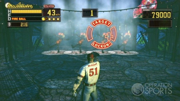 Diabolical Pitch Screenshot #6 for Xbox 360