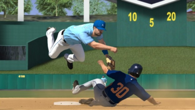 MLB '08: The Show Screenshot #11 for PS3