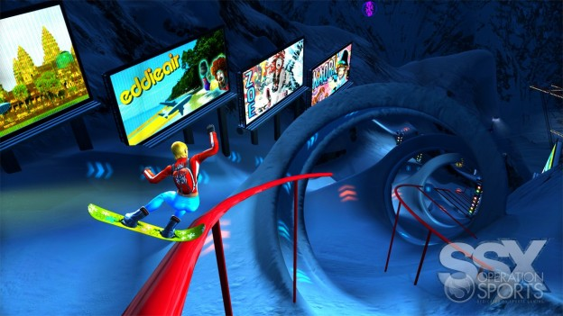 SSX Screenshot #84 for Xbox 360