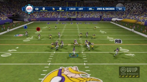 Madden NFL 13 Screenshot #47 for Xbox 360