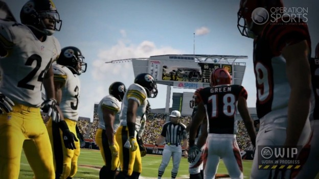 Madden NFL 13 Screenshot #73 for Xbox 360