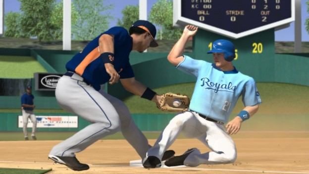 MLB '08: The Show Screenshot #16 for PS3
