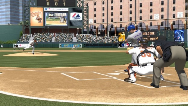 MLB '08: The Show Screenshot #19 for PS3