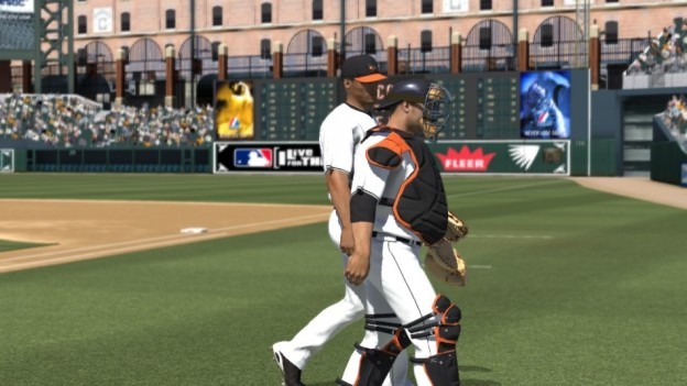 MLB '08: The Show Screenshot #21 for PS3