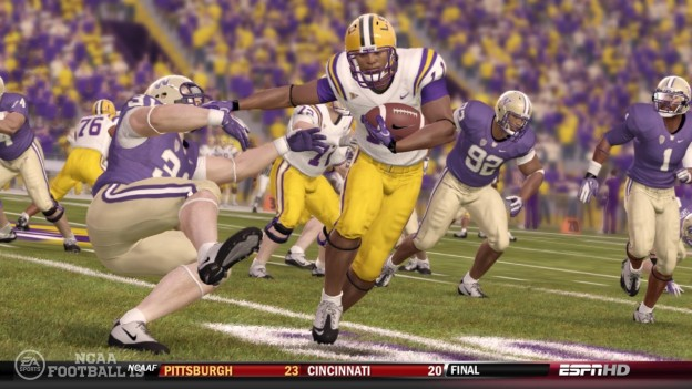 NCAA Football 13 Screenshot #9 for PS3