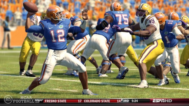 NCAA Football 13 Screenshot #11 for PS3