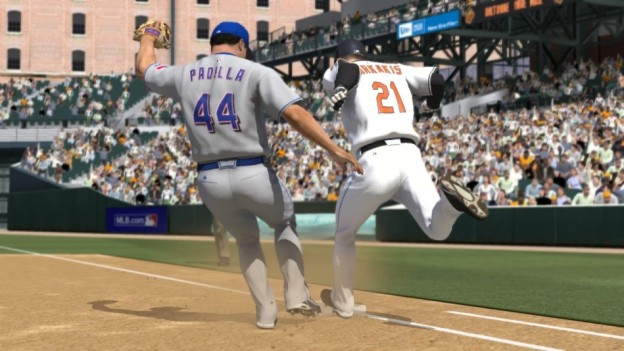 MLB '08: The Show Screenshot #25 for PS3
