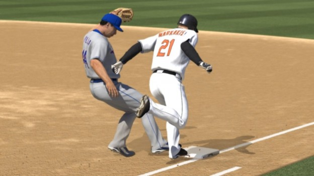 MLB '08: The Show Screenshot #26 for PS3