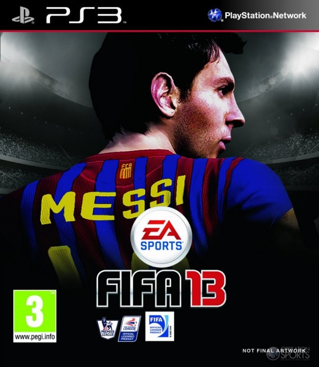 FIFA Soccer 13 Screenshot #1 for PS3
