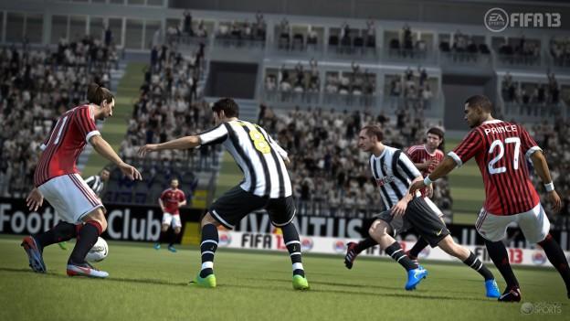 FIFA Soccer 13 Screenshot #5 for PS3