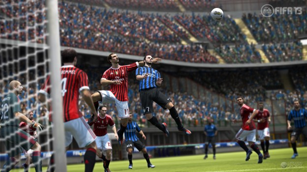 FIFA Soccer 13 Screenshot #10 for PS3