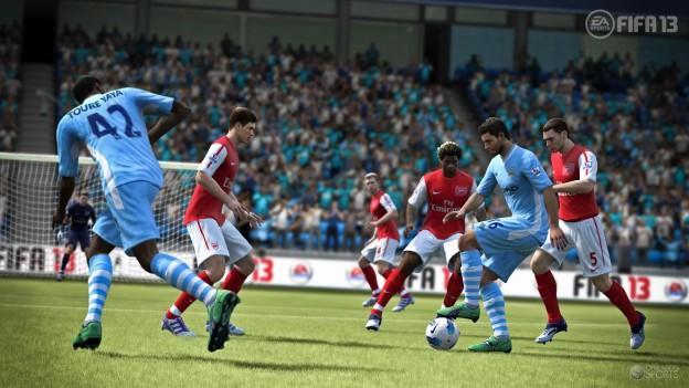 FIFA Soccer 13 Screenshot #1 for Xbox 360