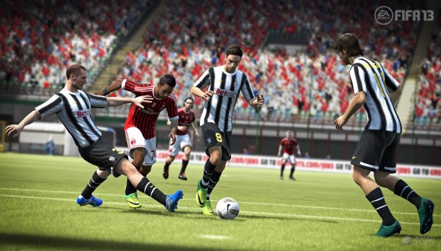 FIFA Soccer 13 Screenshot #3 for Xbox 360
