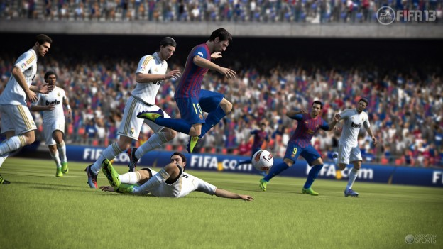FIFA Soccer 13 Screenshot #5 for Xbox 360