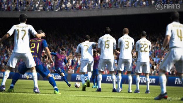 FIFA Soccer 13 Screenshot #7 for Xbox 360