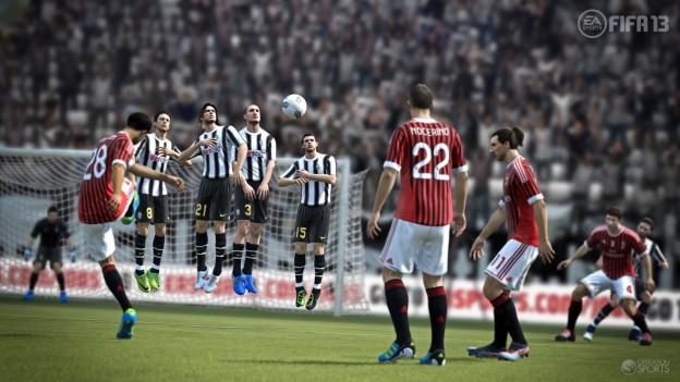 FIFA Soccer 13 Screenshot #8 for Xbox 360