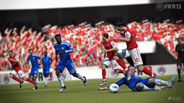 FIFA Soccer 13 Screenshot #11 for Xbox 360