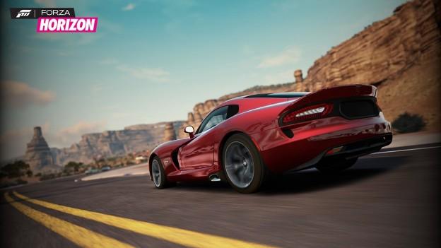 Forza Horizon Screenshot #1 for Xbox 360