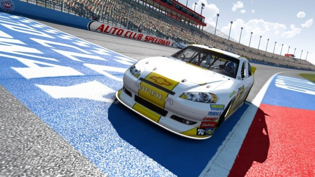 NASCAR The Game: Inside Line Screenshot #1 for Xbox 360