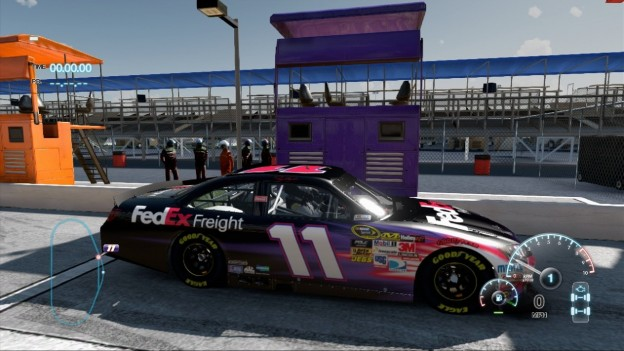NASCAR The Game: Inside Line Screenshot #2 for Xbox 360