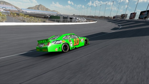 NASCAR The Game: Inside Line Screenshot #3 for Xbox 360