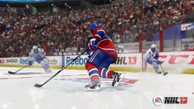 NHL 13 Screenshot #3 for Xbox 360