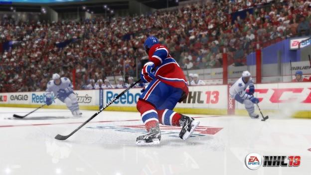 NHL 13 Screenshot #2 for PS3