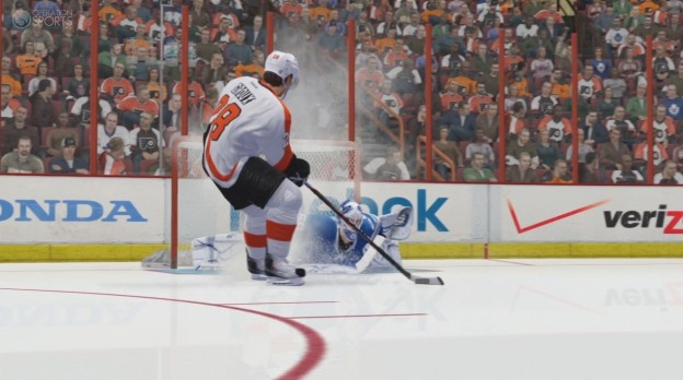 NHL 13 Screenshot #9 for Xbox 360