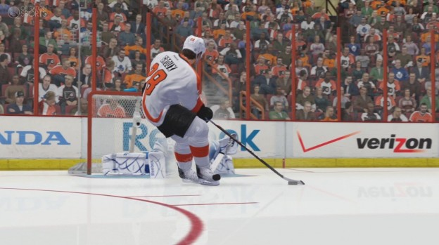 NHL 13 Screenshot #10 for Xbox 360