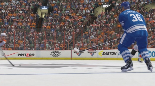 NHL 13 Screenshot #15 for Xbox 360