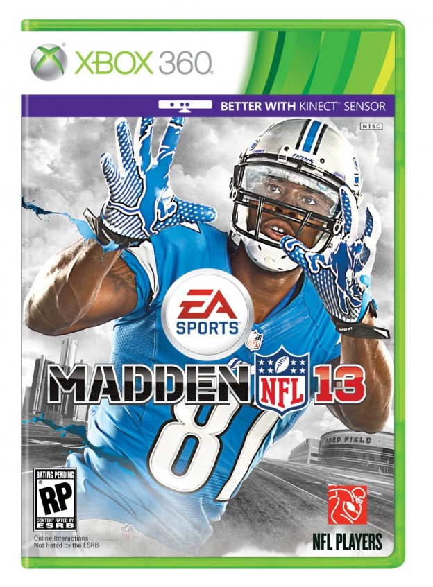 Madden NFL 13 Screenshot #145 for Xbox 360
