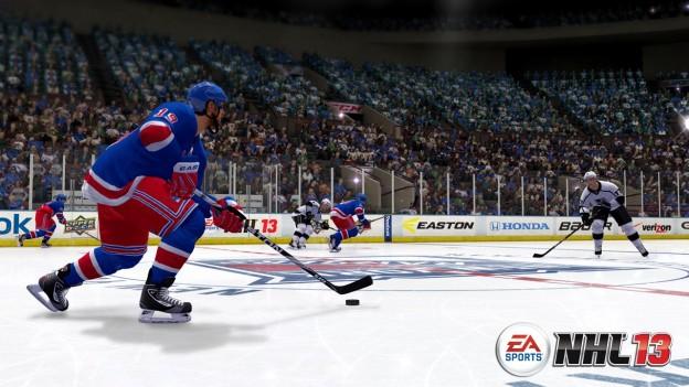 NHL 13 Screenshot #26 for Xbox 360