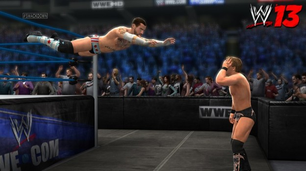 WWE 13 Screenshot #4 for Xbox 360