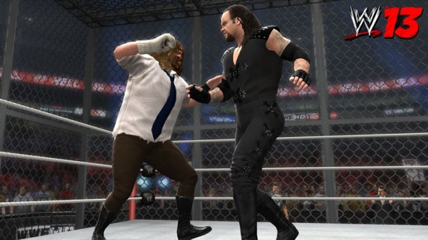 WWE 13 Screenshot #7 for Xbox 360