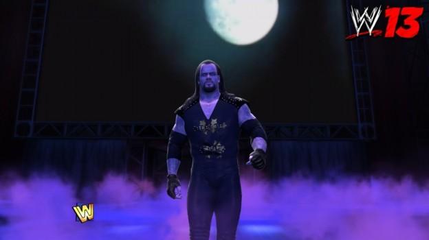 WWE 13 Screenshot #2 for PS3