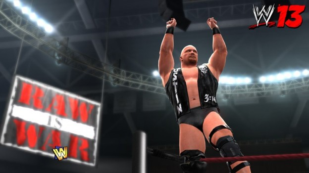 WWE 13 Screenshot #4 for PS3