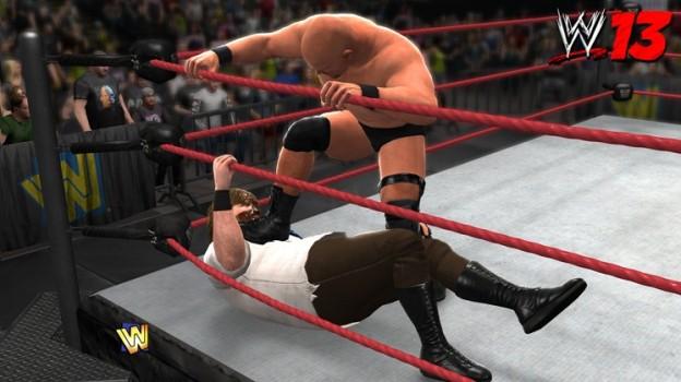 WWE 13 Screenshot #6 for PS3