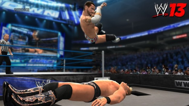 WWE 13 Screenshot #7 for PS3