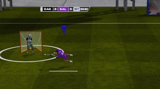 College Lacrosse 2012 Screenshot #3 for Xbox 360